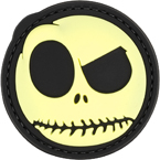 "Patch ""Jack"", PVC, diameter 5.8 cm"