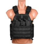 Plate carrier TV-103 (WARTECH) (Black)