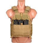 Plate carrier TV-103 (WARTECH) (Coyote Brown)