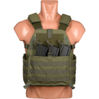 Plate carrier TV-103 (WARTECH) (Olive)