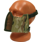 """Máscara protectora """"Ninja"""" (Multicam)"""