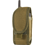 Radio pouch (closed top) (WARTECH) (Coyote Brown)