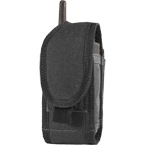Radio pouch (closed top) (WARTECH) (Black)