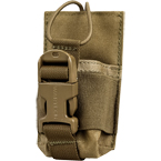 Radio pouch (open top) (WARTECH) (Coyote Brown)