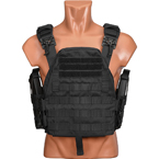 SBS plate carrier TV-102 (WARTECH) (Black)
