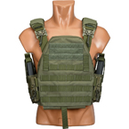 SBS plate carrier TV-102 (WARTECH) (Olive)