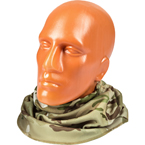 Scarf VKBO, fleece (East-Military) (Multicam)
