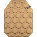 Shock absorbing pads HEXS for body armor (Ars Arma) (Coyote Brown)