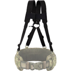 Shoulder straps М1 for belt (ANA) (Black)
