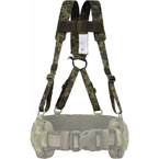 Shoulder straps М1 for belt (ANA) (Russian pixel)
