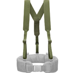 Shoulder straps TV-107 for belt (WARTECH) (Olive)