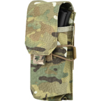 Single AK/RPK pouch for 2 mags (WARTECH) (Multicam)
