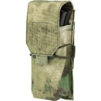 Single AK/RPK pouch for 2 mags (WARTECH) (A-TACS FG)