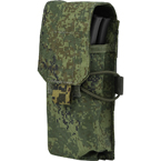 Single AK/RPK pouch for 2 mags (WARTECH) (Russian pixel)