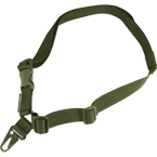 Single point sling without QD fastex (WARTECH) (Olive)