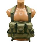 """Sniper vest """"Chameleon"""" (Azimuth SS) (Khaki)"""