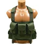 "Sniper vest ""Chameleon"" (Azimuth SS) (Olive)"