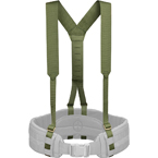 Suspenders AA-CP (Ars Arma) (Olive)