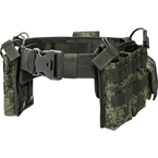 Tactical MOLLE belt with pouches (Azimuth SS) (Russian pixel)