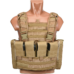 "Tactical vest ""Alpha"" (ANA) (Coyote Brown)"