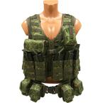 "Tactical vest ""Tank"", version 2 (Sotnik) (Russian pixel)"