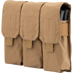 Triple AK mag pouch (Ars Arma) (Coyote Brown)