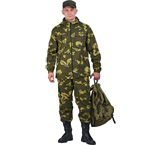 "Uniform set ""Tourist 2"" (Twill Pitch fabric) (URSUS) (Khaki border camo)"