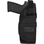 Universal MOLLE holster (ANA) (Black)