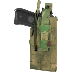 Universal MOLLE holster, right-hand (WARTECH) (A-TACS FG)