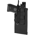 Universal MOLLE holster, right-hand (WARTECH) (Black)