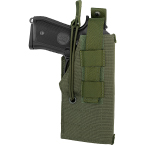 Universal MOLLE holster, right-hand (WARTECH) (Olive)