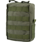 Utility pouch (large) (Ars Arma) (Olive)