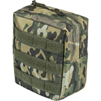 Vertical utility pouch (East-Military) (Multicam)