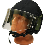 ZSh-1-2M Helmet cover (Gear Craft) (Black)