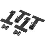 """Kochevnik"" connector set TV-112 (WARTECH) (Black)"