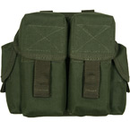 Double VAL/VSS mag pouch (Azimuth SS) (Olive)