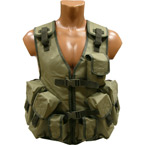 "Battle vest ""Rock"" (Azimuth SS) (Khaki)"